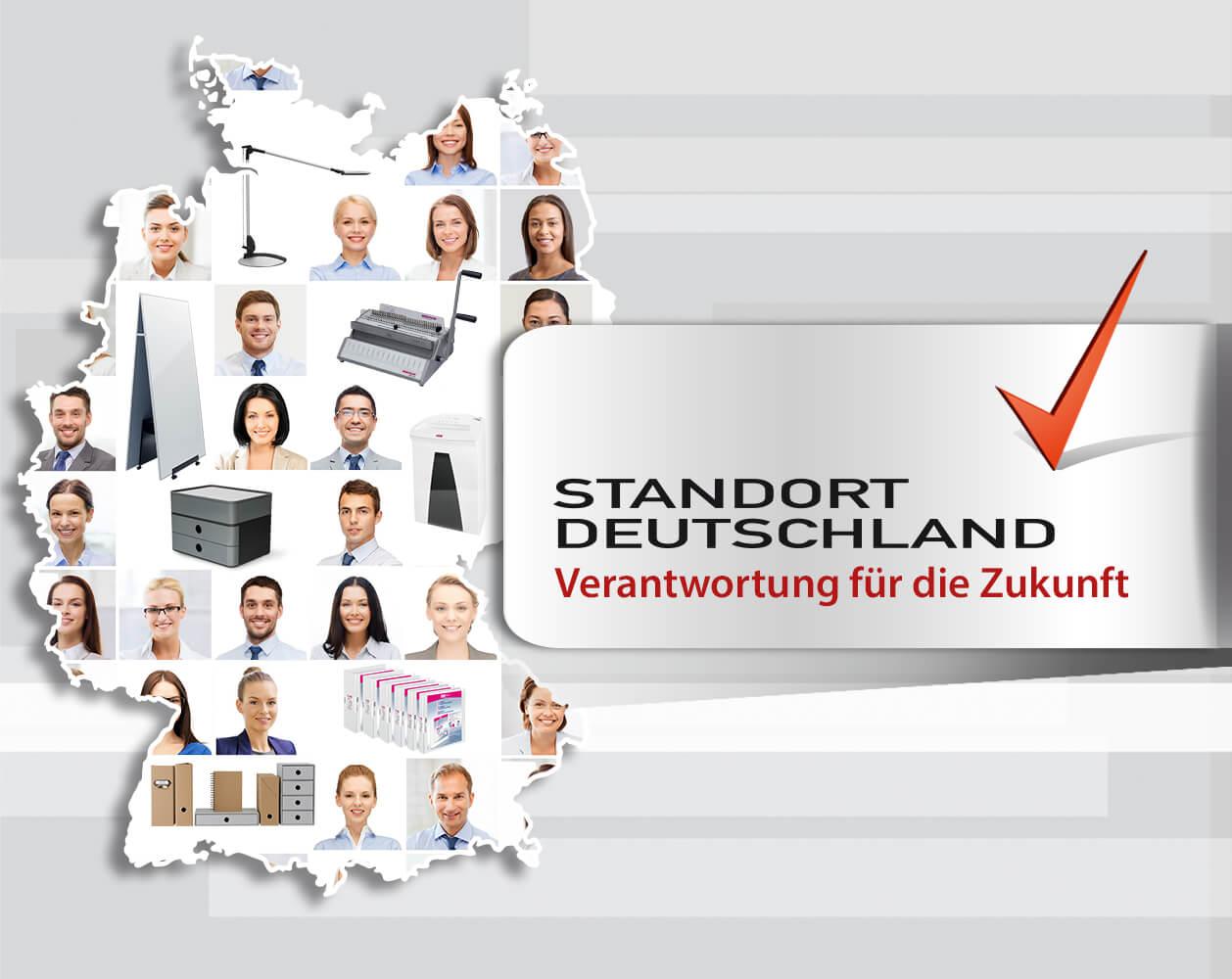 Mittelständisch Nachhaltig Engagiert - Standort Deutschland